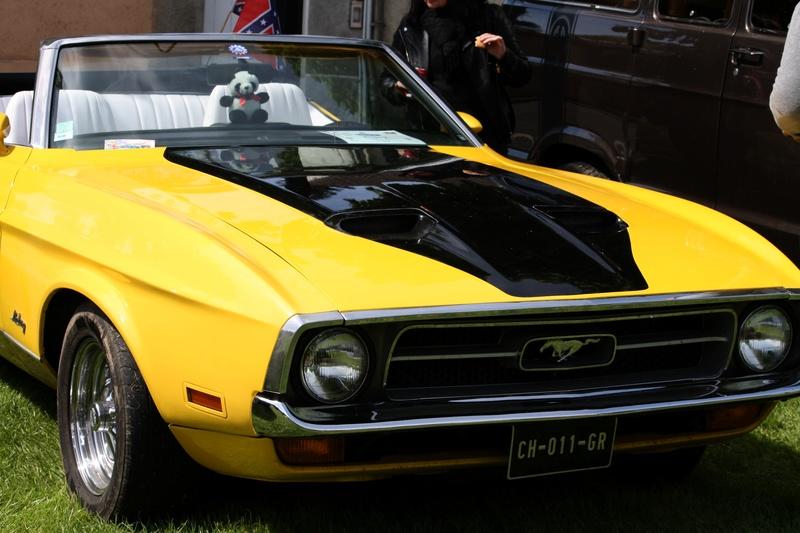 LORMAYE 28 - 3 ème Rassemblement American Legend , voitures et motos anciennes  Img_5441