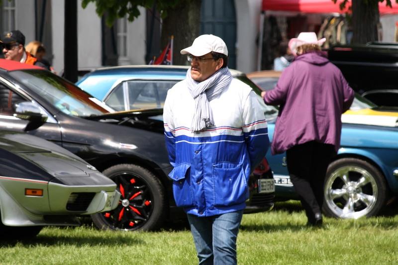LORMAYE 28 - 3 ème Rassemblement American Legend , voitures et motos anciennes  Img_5461