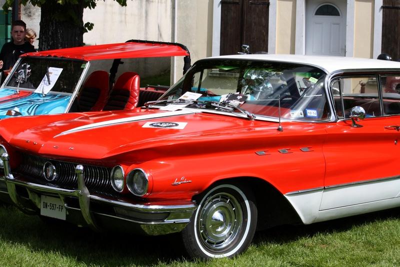 LORMAYE 28 - 3 ème Rassemblement American Legend , voitures et motos anciennes  Img_5462