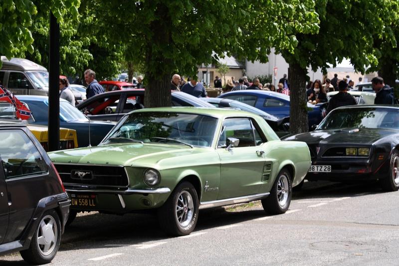 LORMAYE 28 - 3 ème Rassemblement American Legend , voitures et motos anciennes  Img_5470