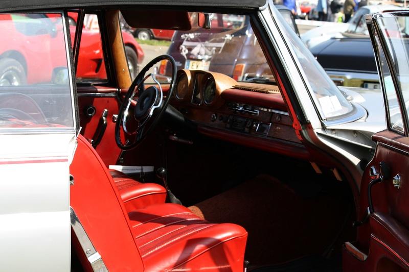 MERCEDES  220  SE  Cabriolet Img_5911