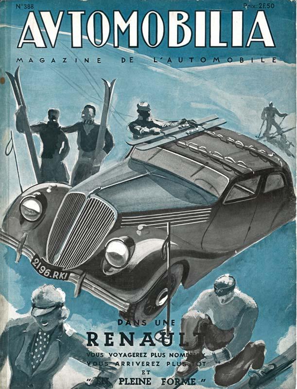 Nos Avant-Guerres en hiver... Renaul10