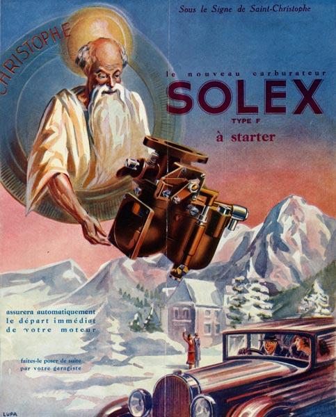 Nos Avant-Guerres en hiver... Solex-10
