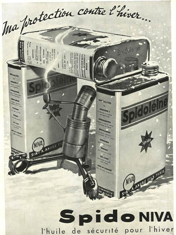 Nos Avant-Guerres en hiver... Spidol10