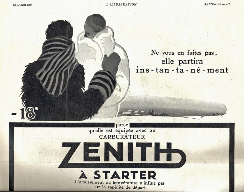 Nos Avant-Guerres en hiver... Zynith10