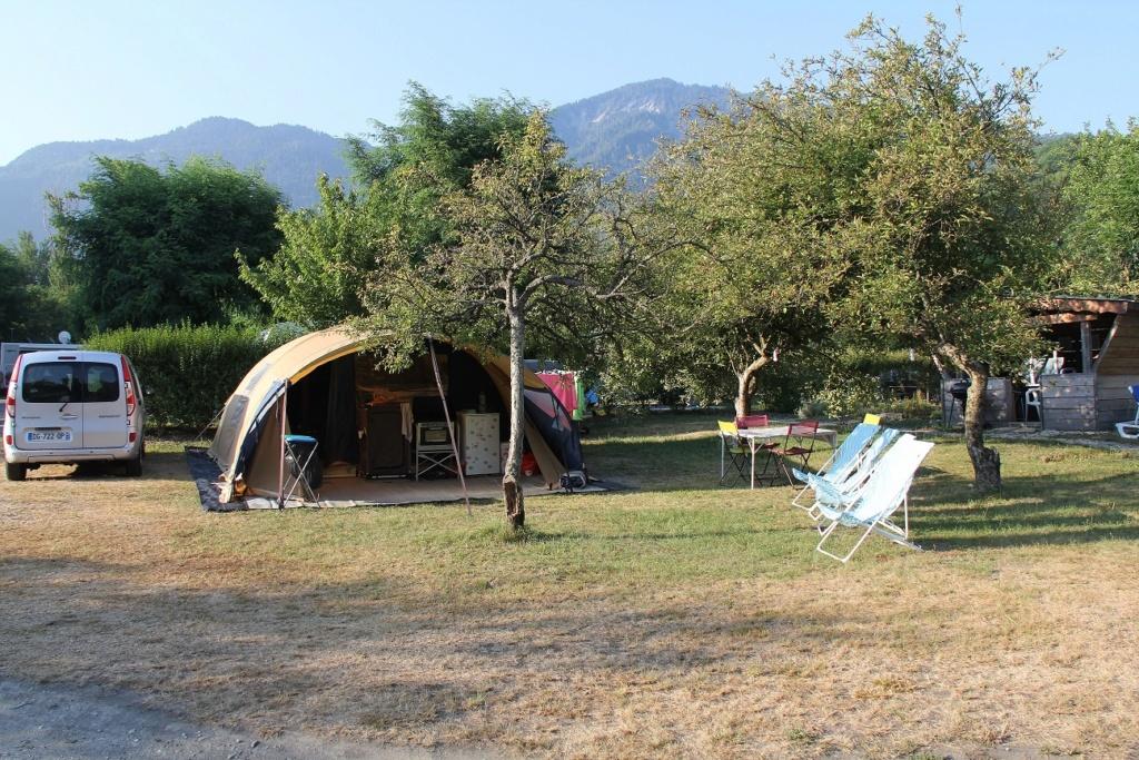 Camping Eliana à Aigueblanche Savoie Img_3710