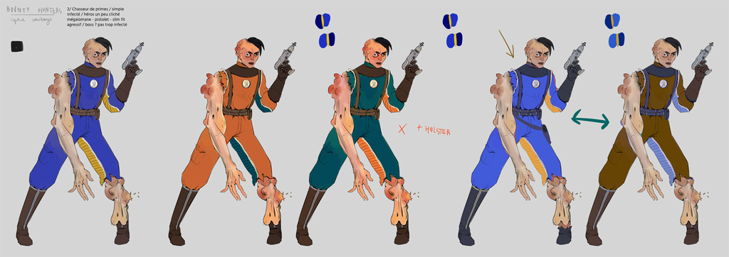 Workshop printemps IM 1-  [Character Design] - Page 2 Color_13