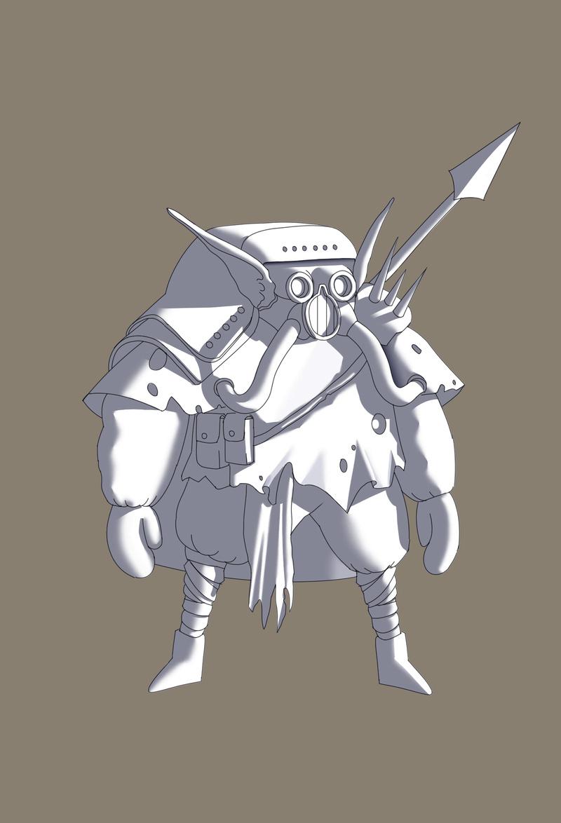 Maxtronaute [Challenge été P20] ◕‿◕ - Page 12 Goblin11