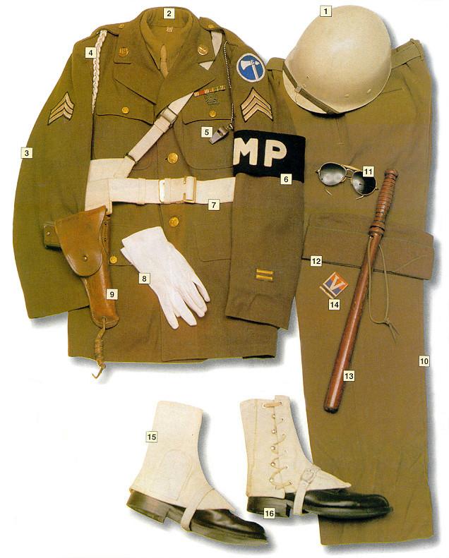 La police militaire E988f710