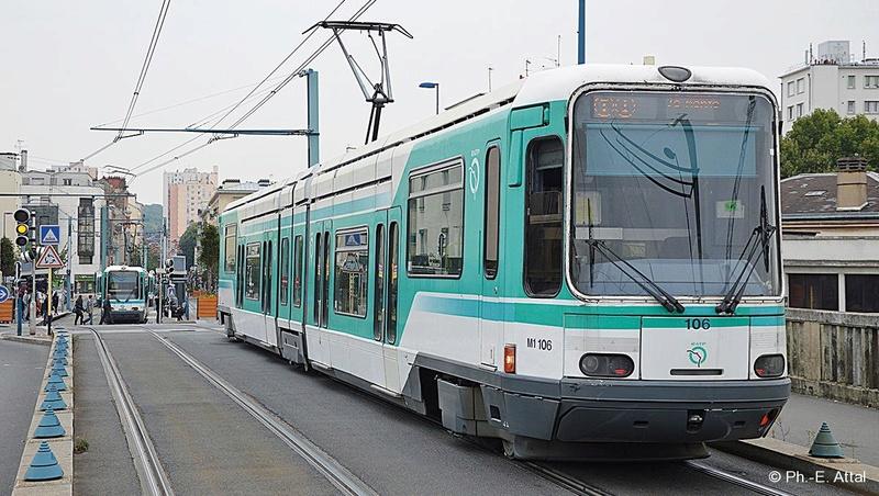 Tramway T1 est : Bobigny - Val de Fontenay 10-t1-10