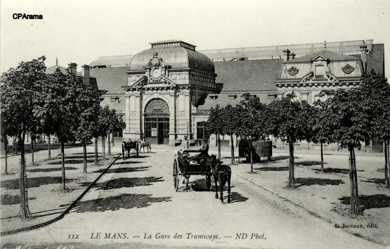 Tramways de la Sarthe 13674211