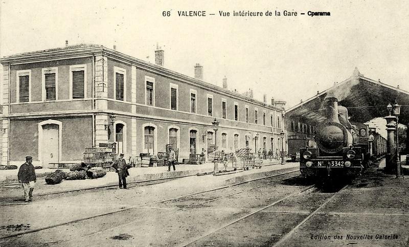 [26] Gares de la Drôme 13788010