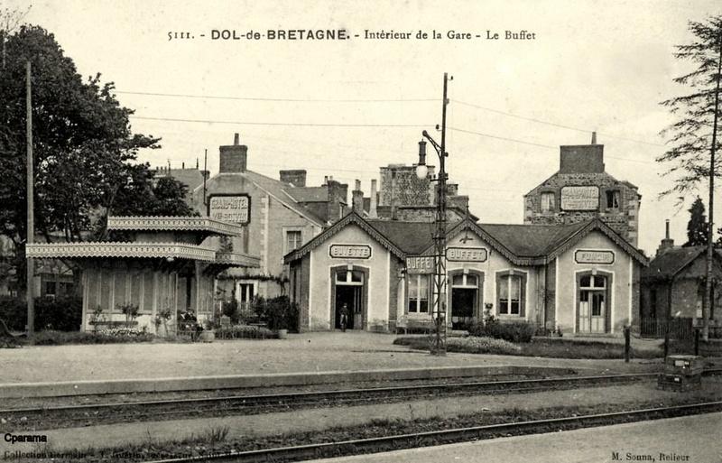 Gare de Dol-de-Bretagne (PK 431,3) 13828510