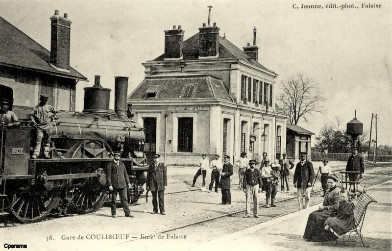 Gare de Coulibœuf (PK 123,4) 13868610