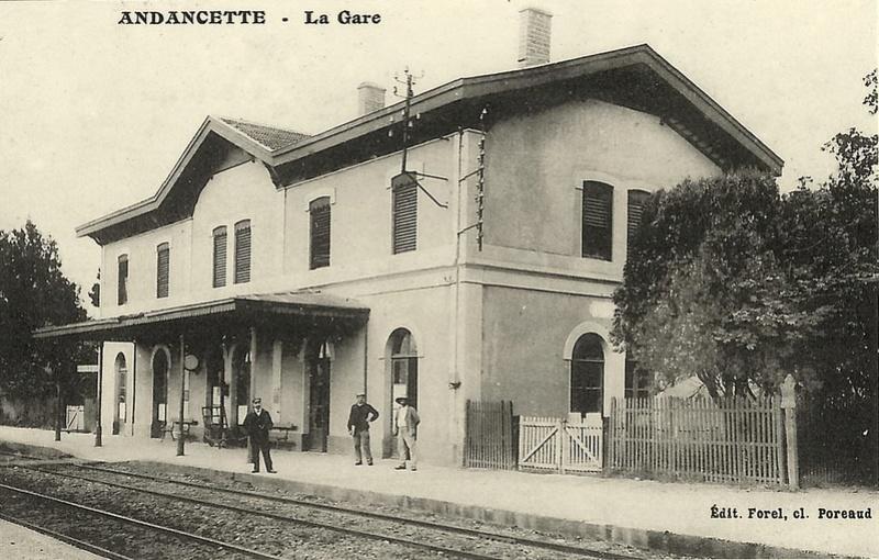[26] Gares de la Drôme 13872911