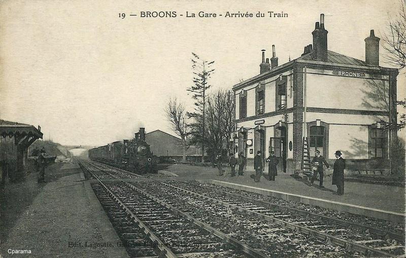 Gare de Broons (PK 427,8) 13904710