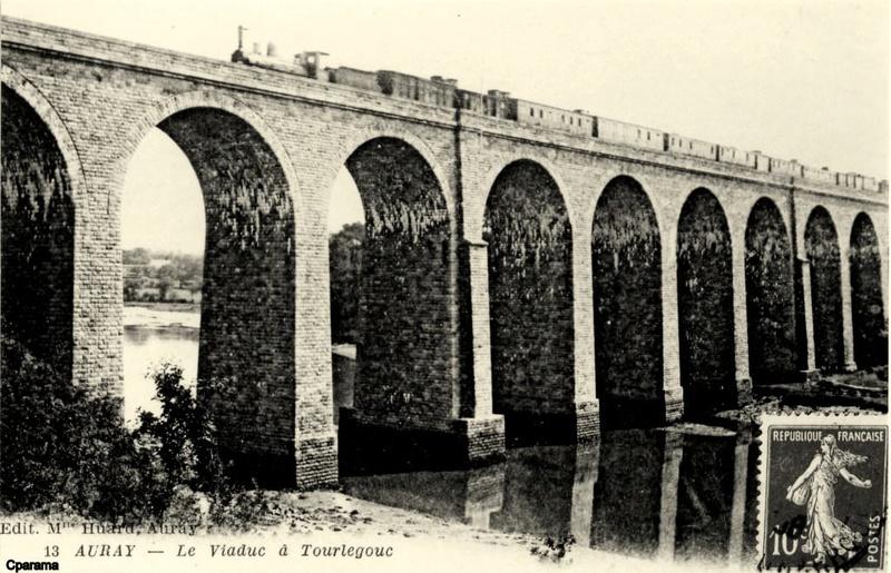 Viaduc d'Auray (PK 583,4)  13926110