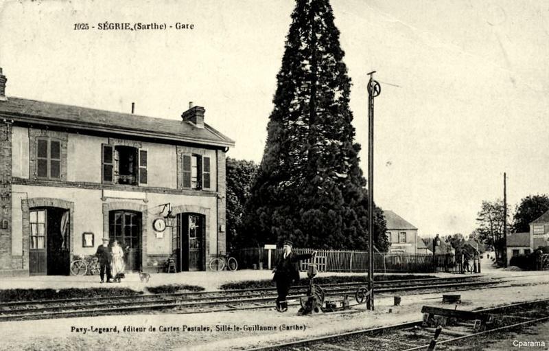 Gare de Sillé-le-Guillaume (PK 246,4) 13941111
