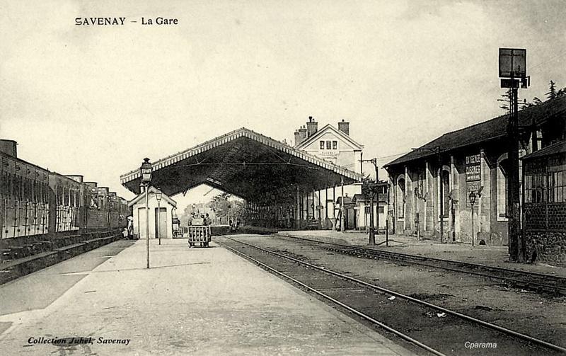 Gare de Savenay (PK 469,5) 13944410
