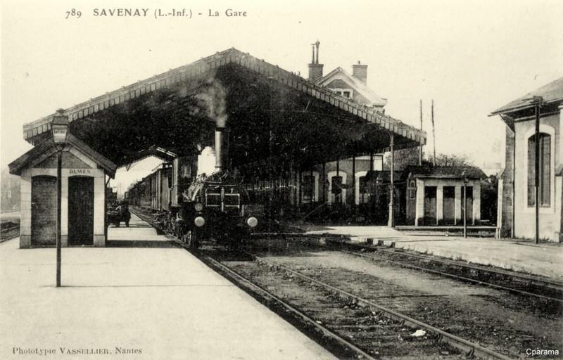 Gare de Savenay (PK 469,5) 13946010