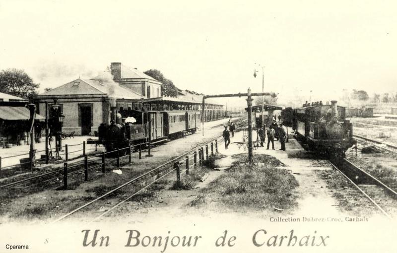 Guingamp - Pont-Melvez - Le Pénity - Carhaix 14270110