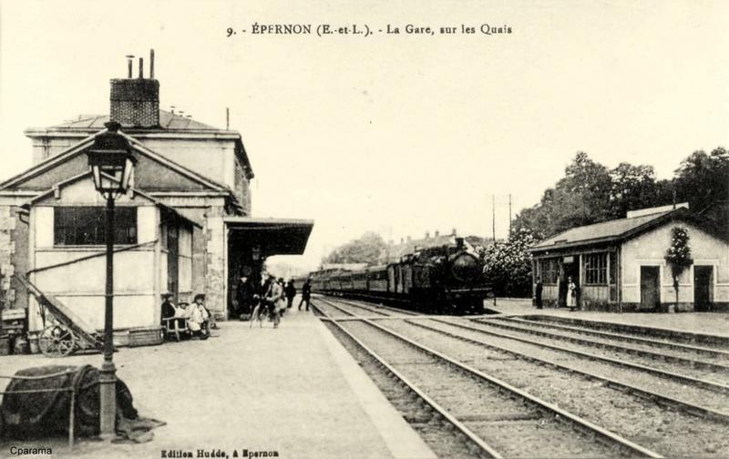 Gare d'Épernon (PK 60,3) 14299510