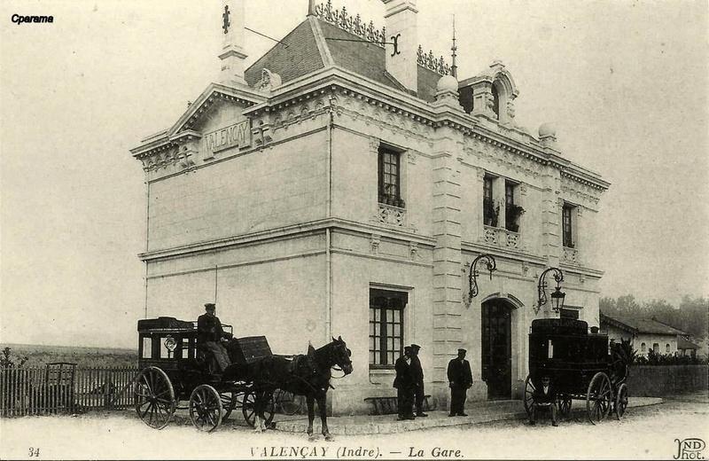 Pk 234,7 : Gare de Valençay (36) 14856810