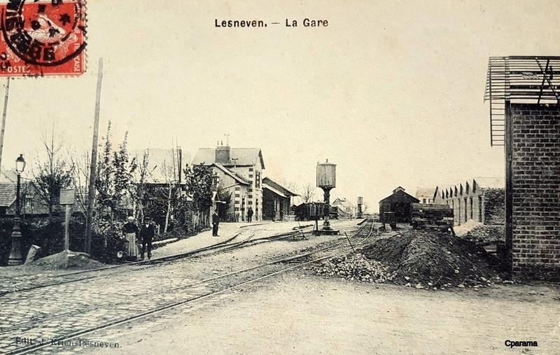 Landerneau - Lesneven -  Plouider - Plounéour-Trez - Brignogan  14952610