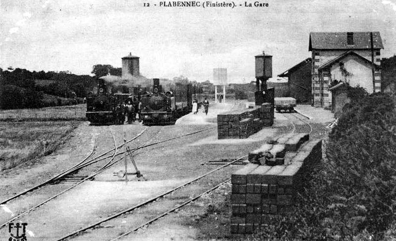 Brest - Lambezellec - Plabennec - Plouescat - Saint-Pol-de-Léon  1920-110