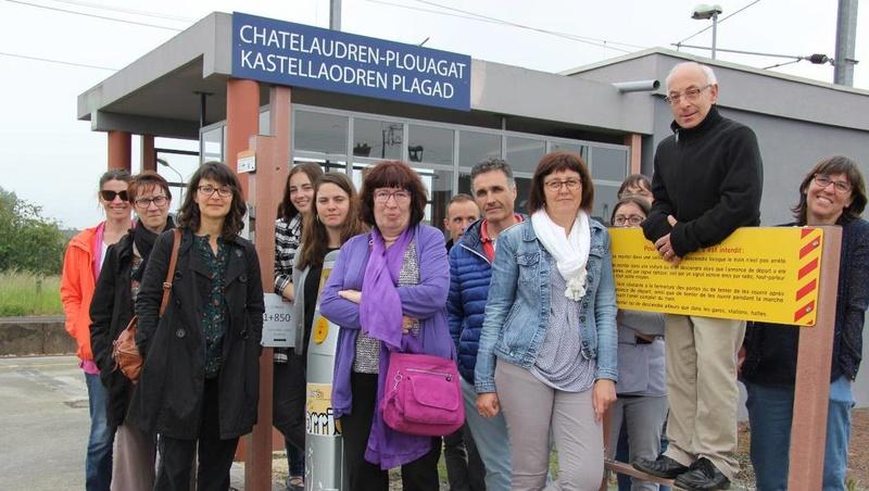 Gare de Châtelaudren - Plouagat (PK 491,9) 2e9b9110