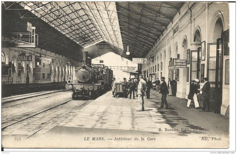 Gare du Mans (PK 211) 474_0010