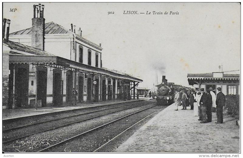 Gare de Lison (PK 295,2) 509_0010