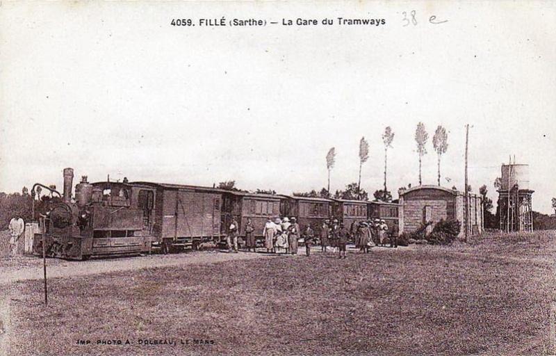 Tramways de la Sarthe 5362110