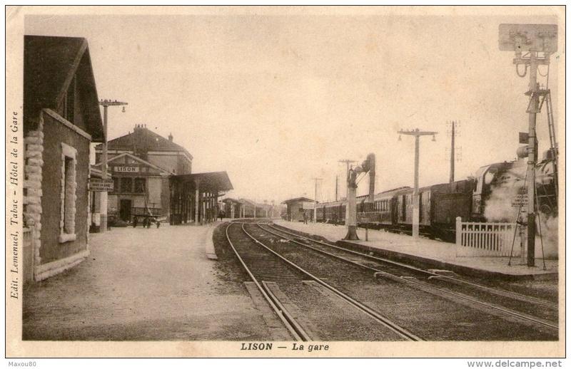 Gare de Lison (PK 295,2) 544_0010