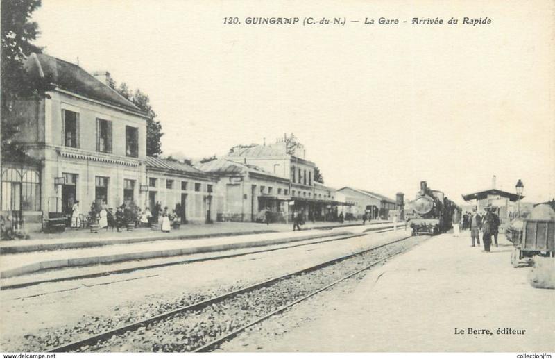 Gare de Guingamp (PK 504,7) 614_0010