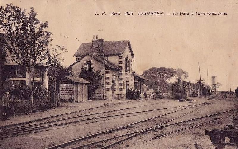 Landerneau - Lesneven -  Plouider - Plounéour-Trez - Brignogan  90318710