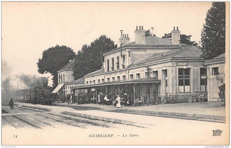 Gare de Guingamp (PK 504,7) 918_0010