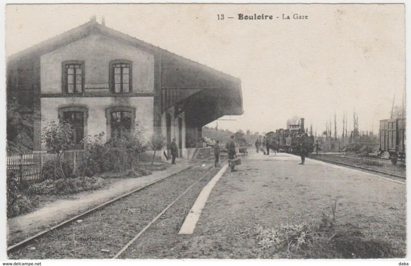 Gare de Connerré-Beillé (PK 186,7) B311