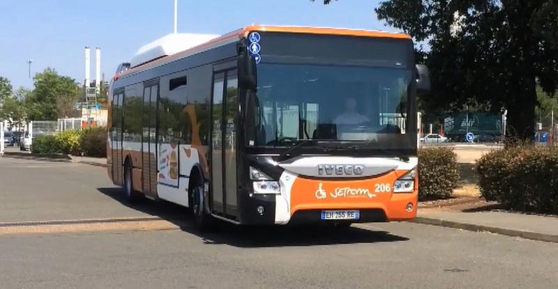 [Le Mans Métropole] Réseau SETRAM Bus-gn10