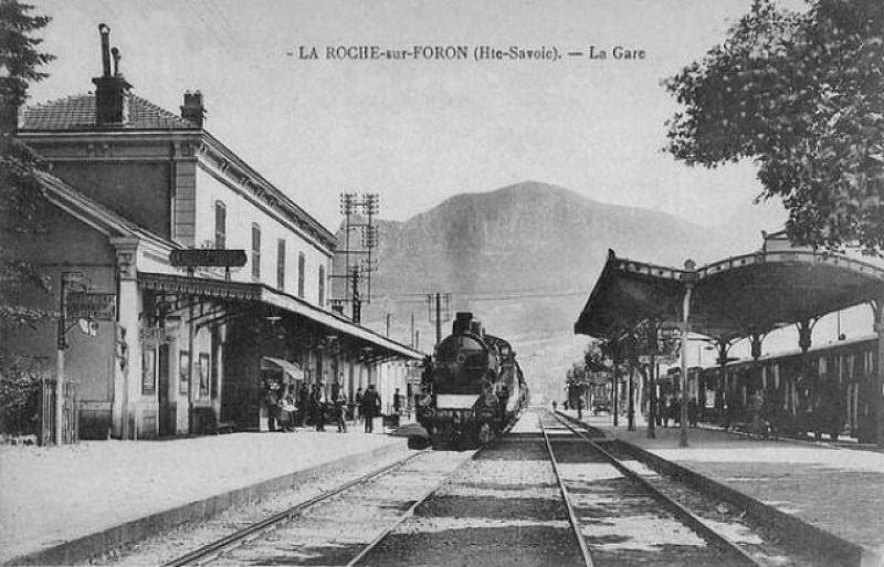 Ex - Région du Sud-Est  Gare8210