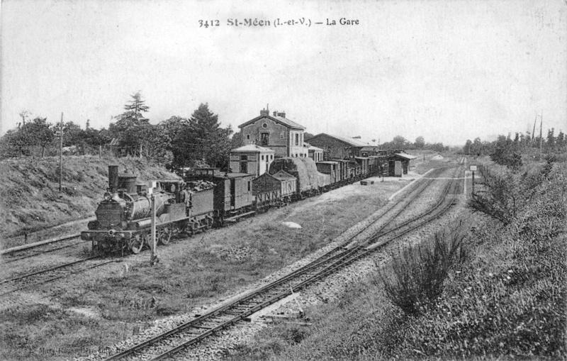 Gare de La Brohinière (PK 410,6) Garesa10
