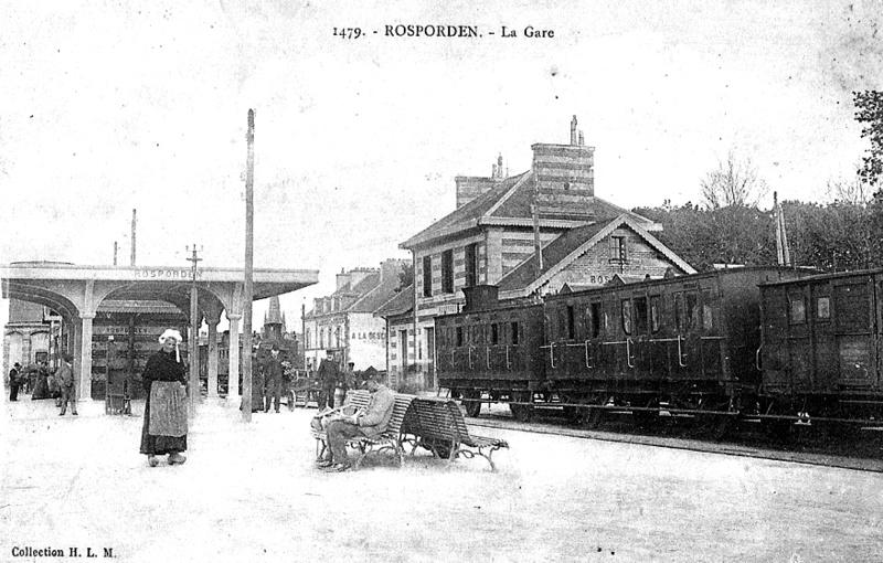 Gare de Rosporden (PK 664,6) Imageg10