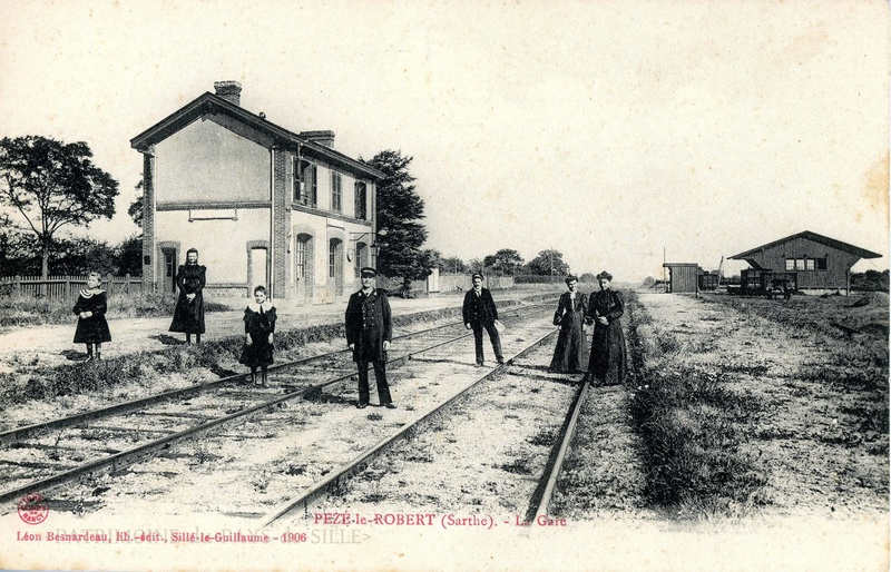 Gare de Sillé-le-Guillaume (PK 246,4) Normal20
