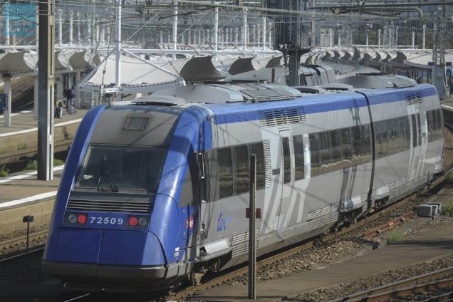 Gare du Mans (PK 211) P1d34411