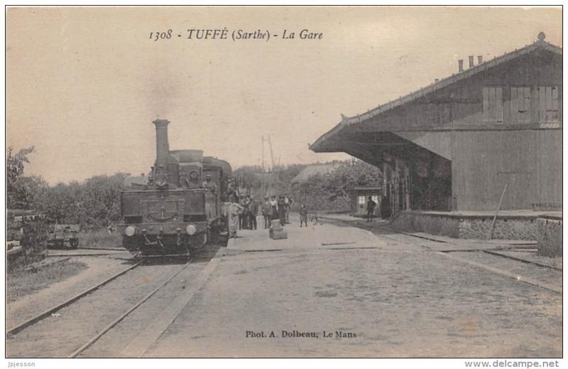 Gare de Connerré-Beillé (PK 186,7) T211
