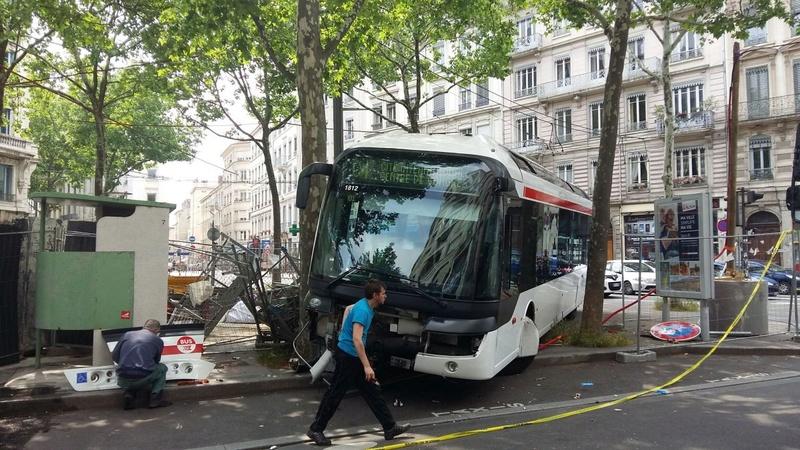 [Grand Lyon] Réseau TCL Trolle11