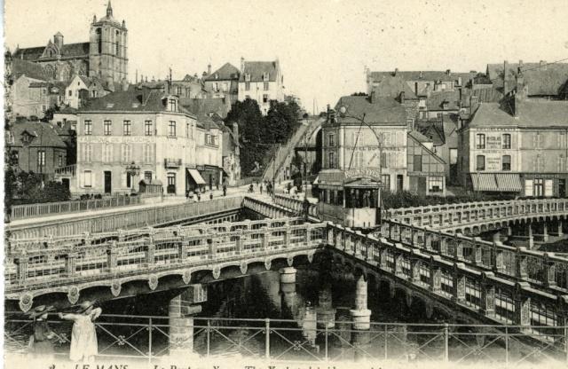 Tramways de la Sarthe X110