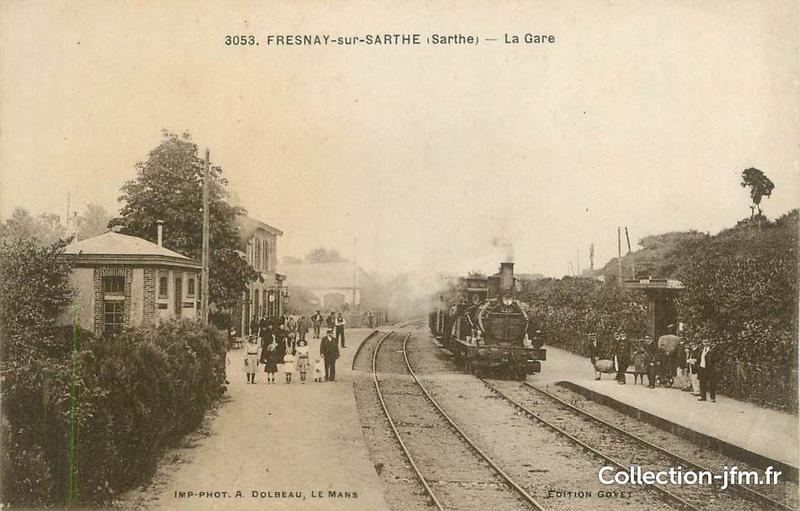 Gare de Sillé-le-Guillaume (PK 246,4) Zoom_511