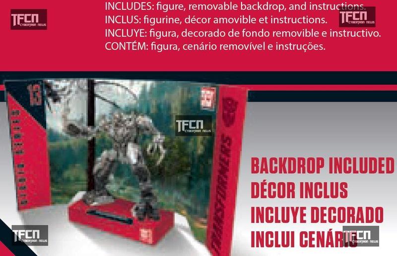Studio Series - Nouvelle ligne de jouets sur les Films TF 3bf8a510