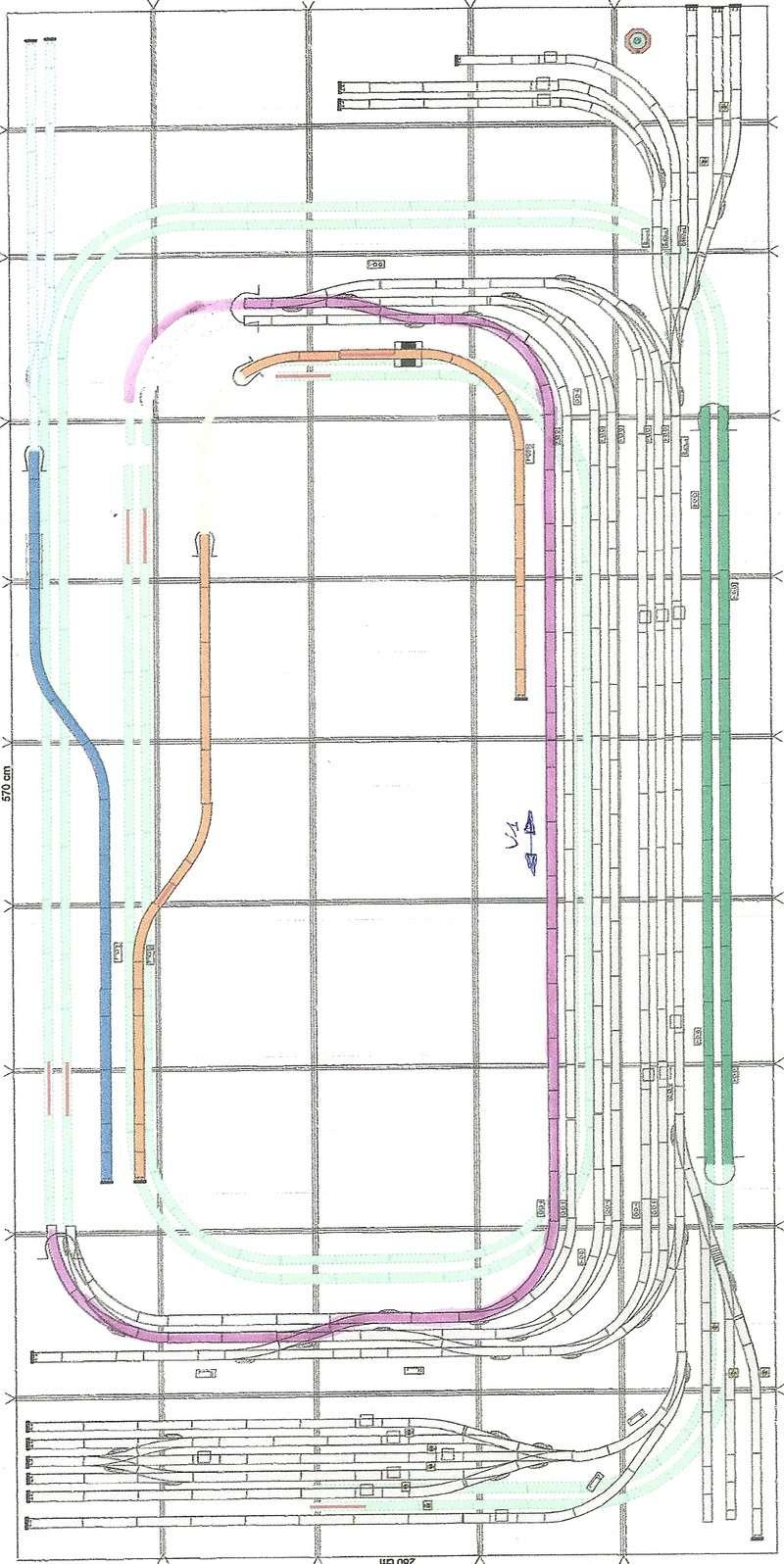 Convertir un réseau ou locos analogique en digital Voie_110